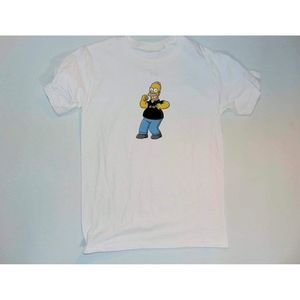 Homer X ACDC Tshirt